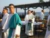 Jesus no monte das oliveiras